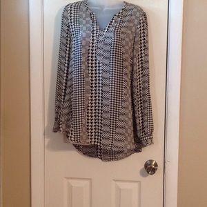 Cato long sleeve blouse Sz: S